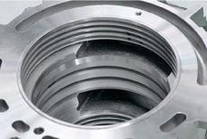 Machine tool parts
